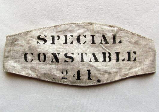Special Constable 241 WWII