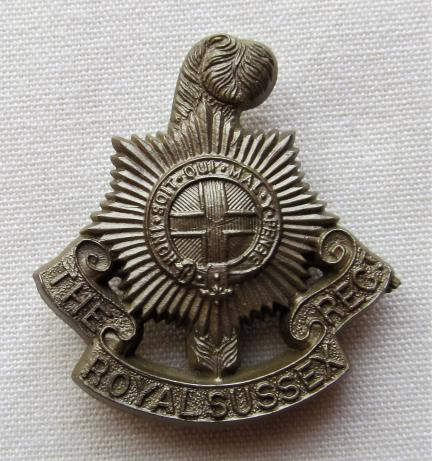 Royal Sussex Regt. WWII