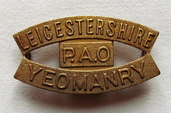 Prince Albert's Own Leicestershire Yeomanry