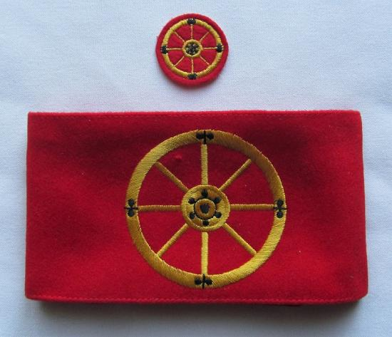 Royal Logistic Corps Movement Control