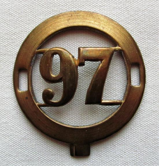 97th of Foot 1878-1881