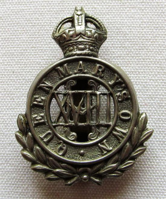 18th Royal Hussars (Queen Mary's Own) K/C WWI